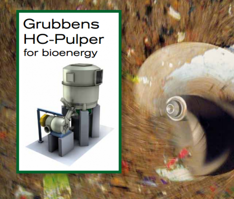 Grubbens Pulper