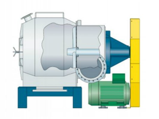 Reject Separator for Anaerobic Digestion