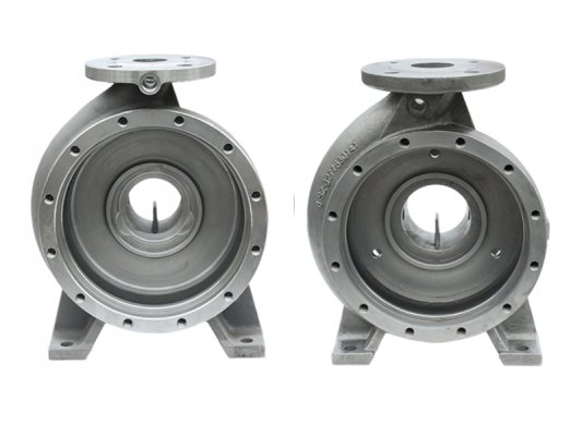Pump Housings for open and closed impellers