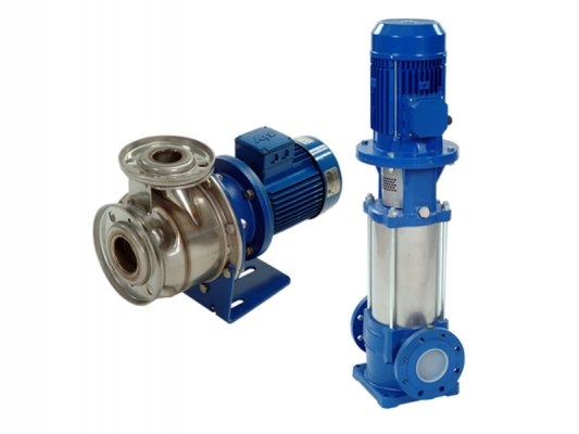 CHRMU and LHDV Pumps