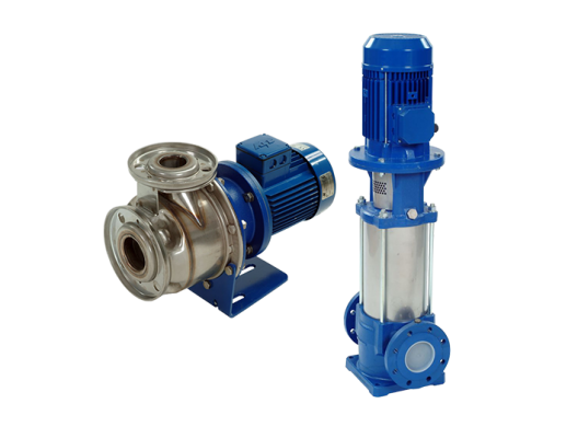 LHDV and ES Centrifugal Pumps