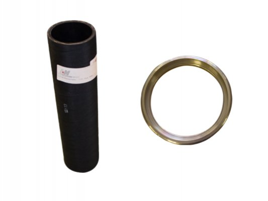 Protection Sleeve and Stator Ring