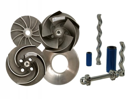 PFJ Equivalent Parts and Spares