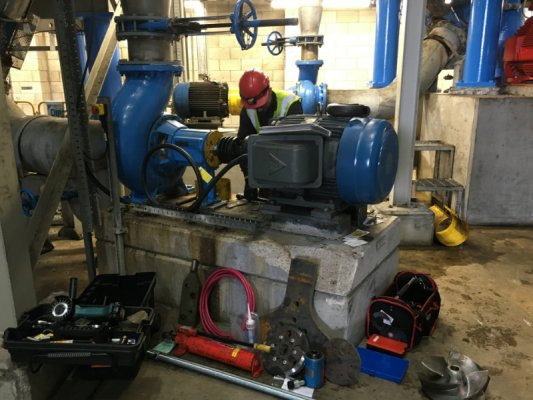 Pump Maintainance Services